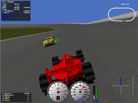 TORCS - Free Racing Car Simulator