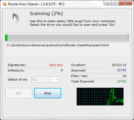 ViruClean Virus Cleaner