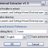 Universal Extractor – Extract Files from any type of archive